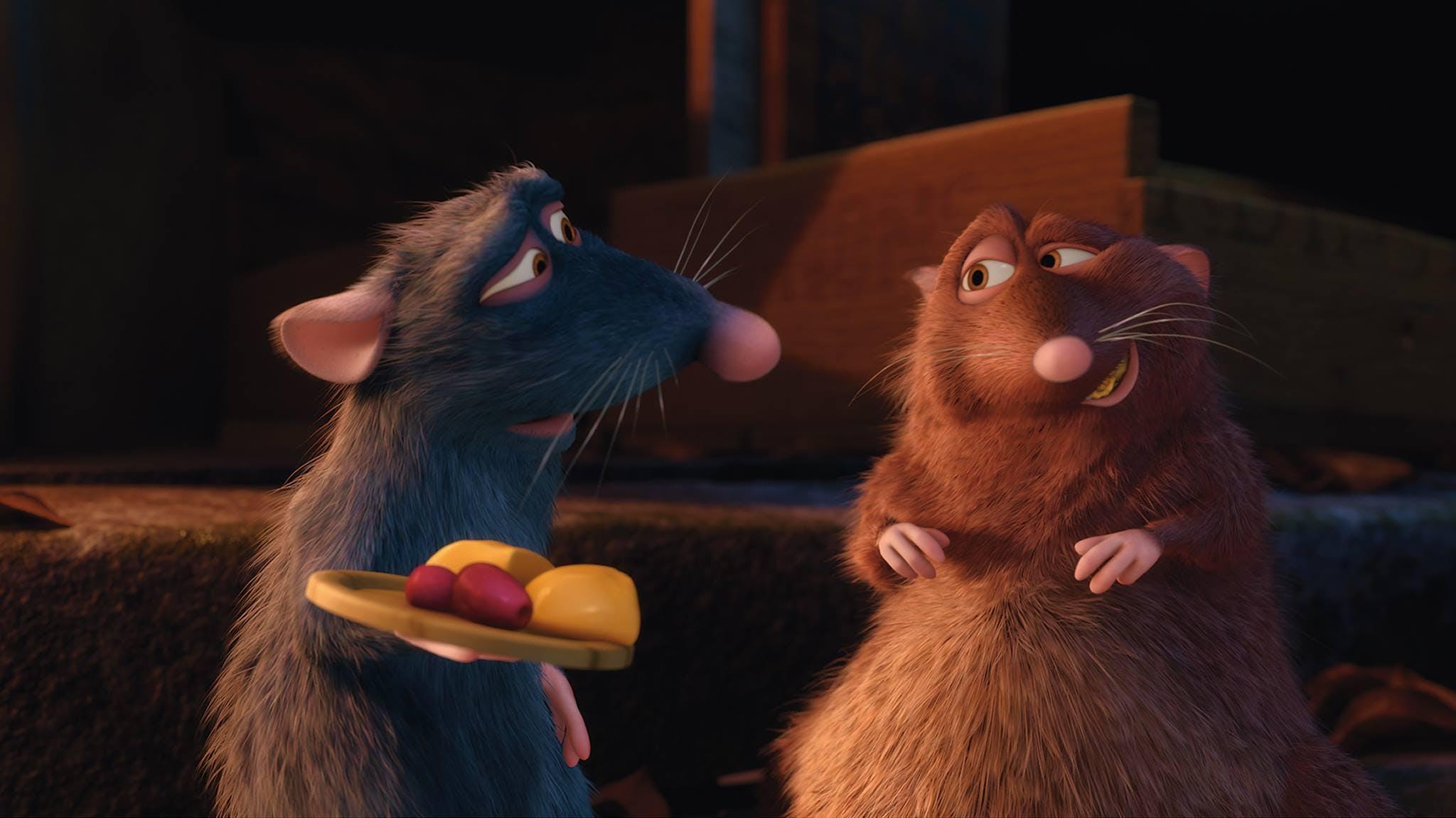 pixar company : ratatouille