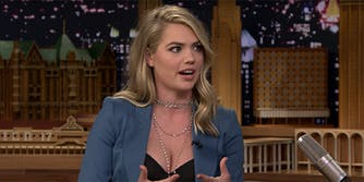 In an interview with Time magazine, Kate Upton detailed