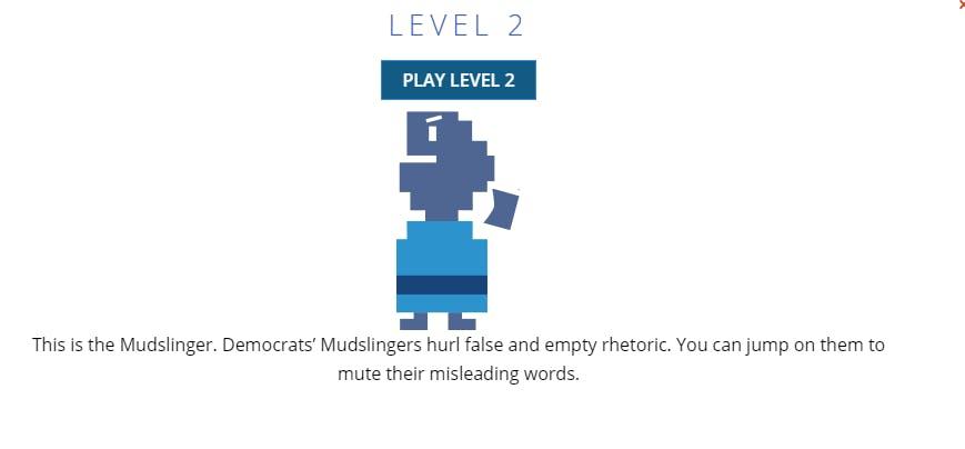 Mission Majority level 2