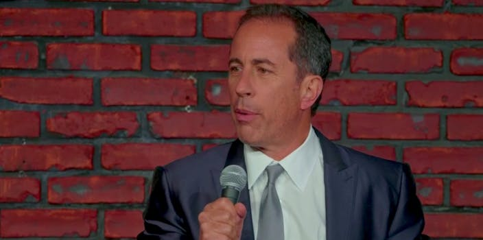stand-up on netflix : jerry before seinfeld