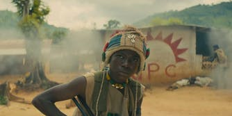 indie movies on netflix : beasts of no nation