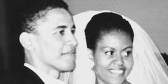 obama 25th anniversary