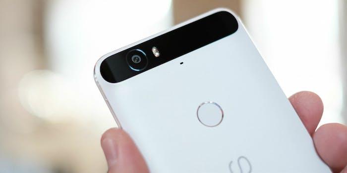 huawei 6p android google nexus