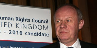 Former First Secretary of State and Minister for the Cabinet Office Damian Green