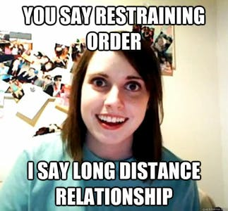 10 facts about the Overly Attached Girlfriend meme