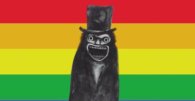 babadook gay