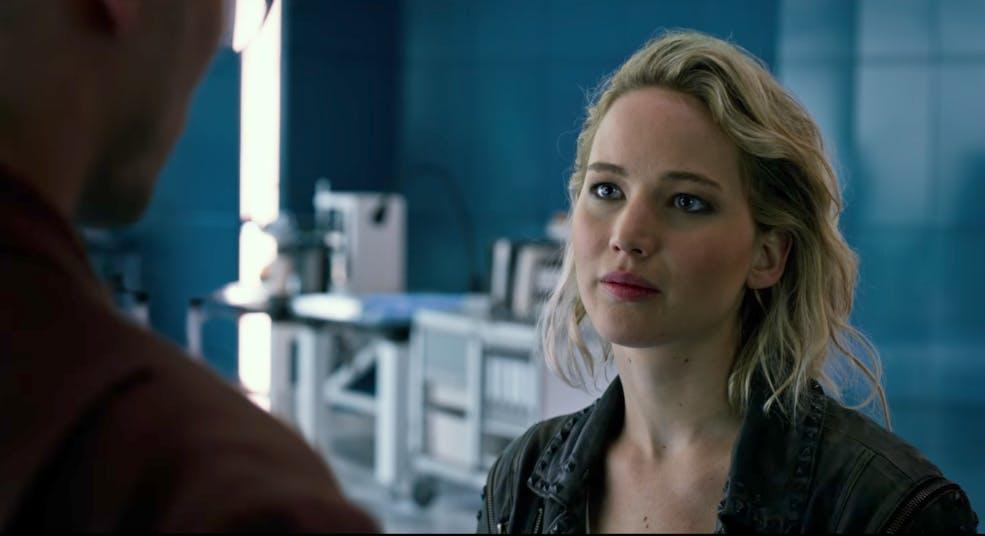 x-men dark phoenix cast : Jennifer Lawrence as Mystique