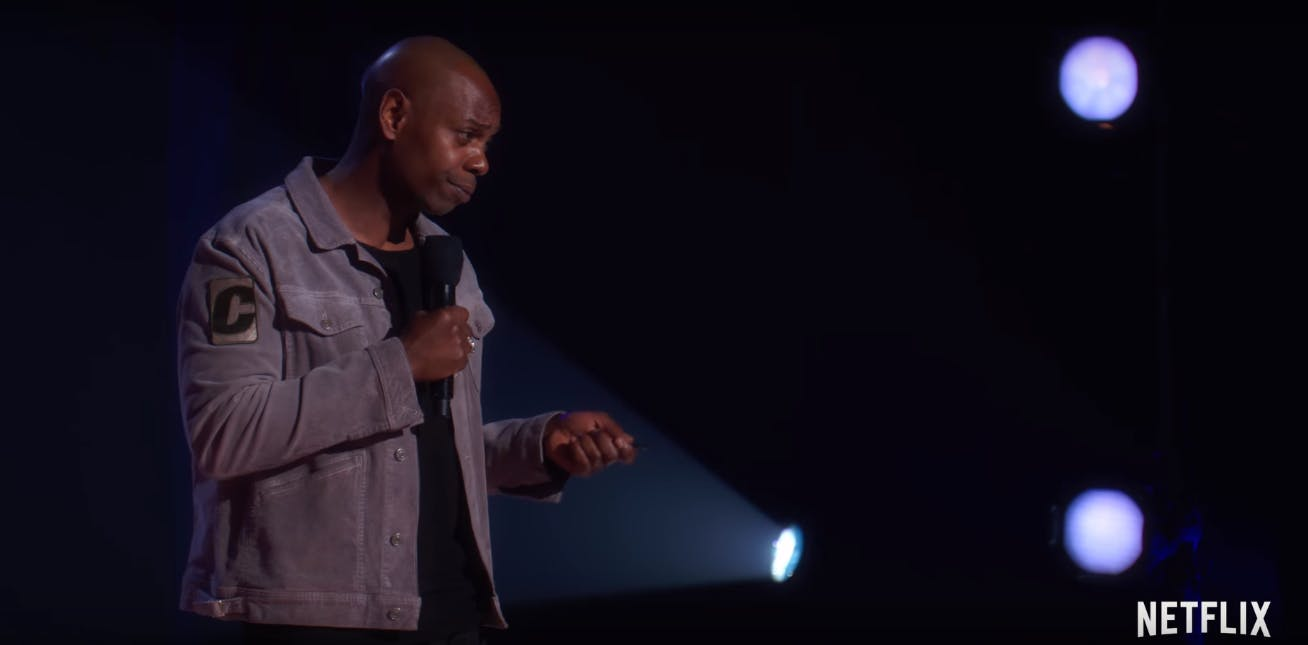 dave chappelle equanimity