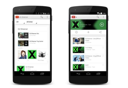 YouTube Music Key screengrab