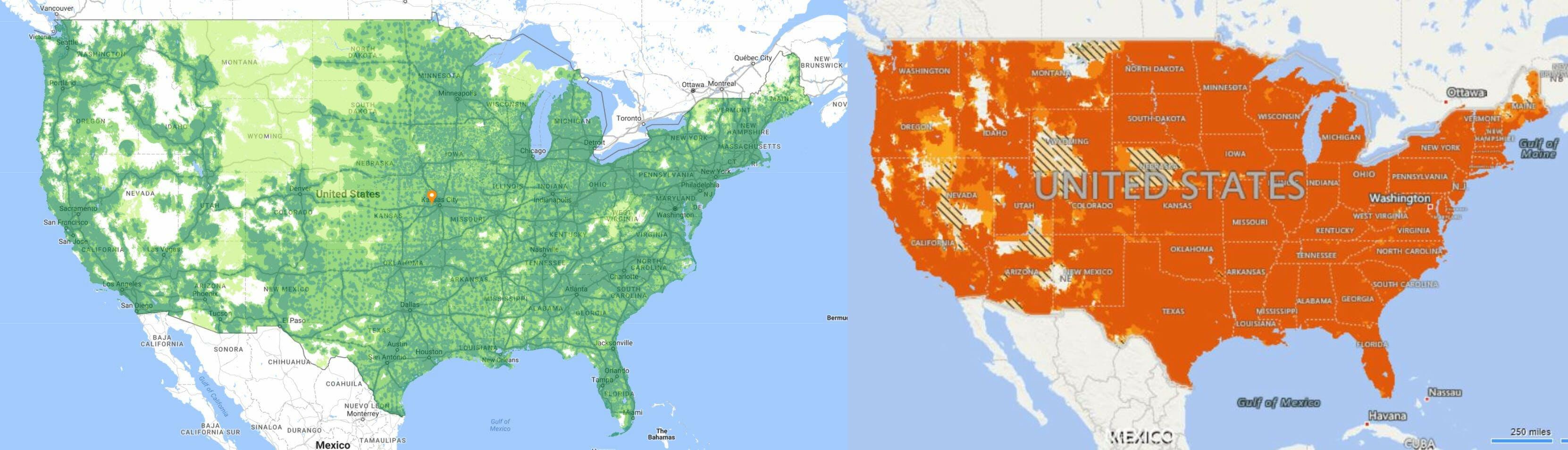what is google fi - coverage vs att