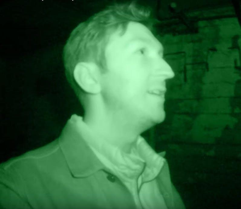 Shane is not afraid