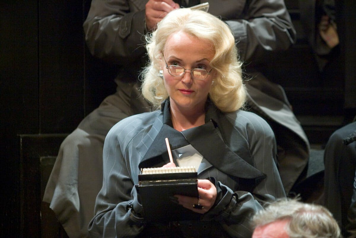 severus snape facts: Snape wasn't immune to the Rita Skeeter treatment