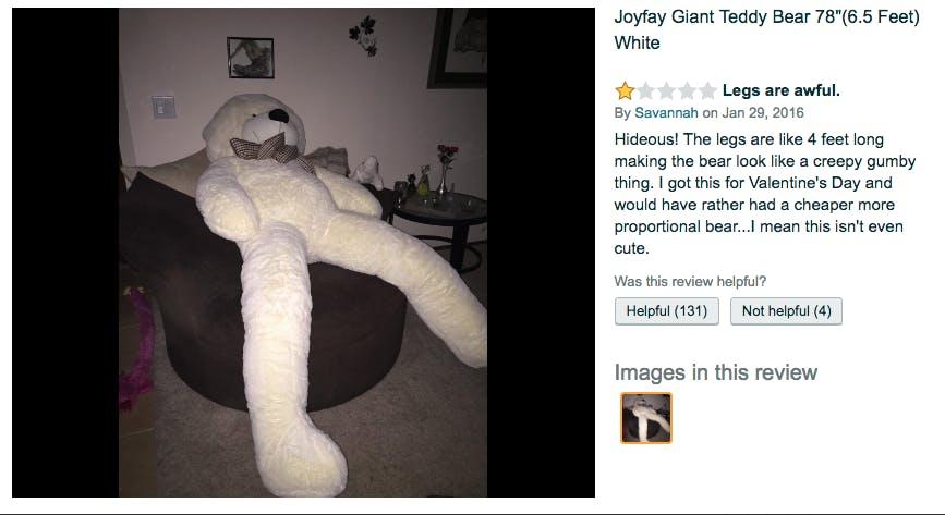 giant legged bear 2