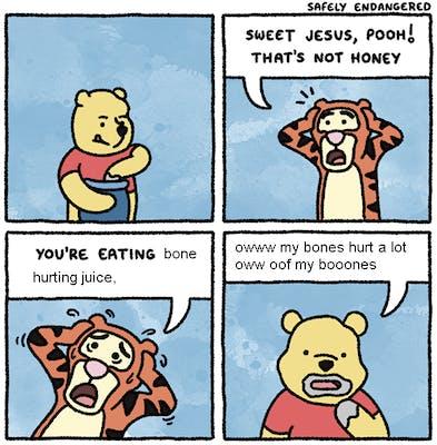 best memes 2017 : bone hurting juice