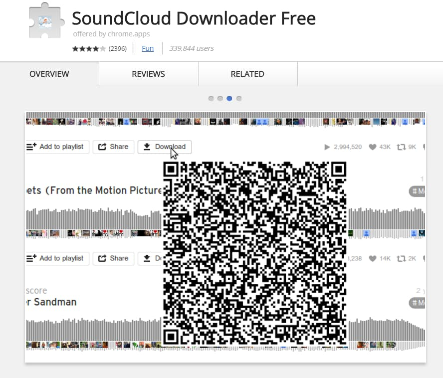How to dowloads songs from SoundCloud : SoundCloud Downloader Free