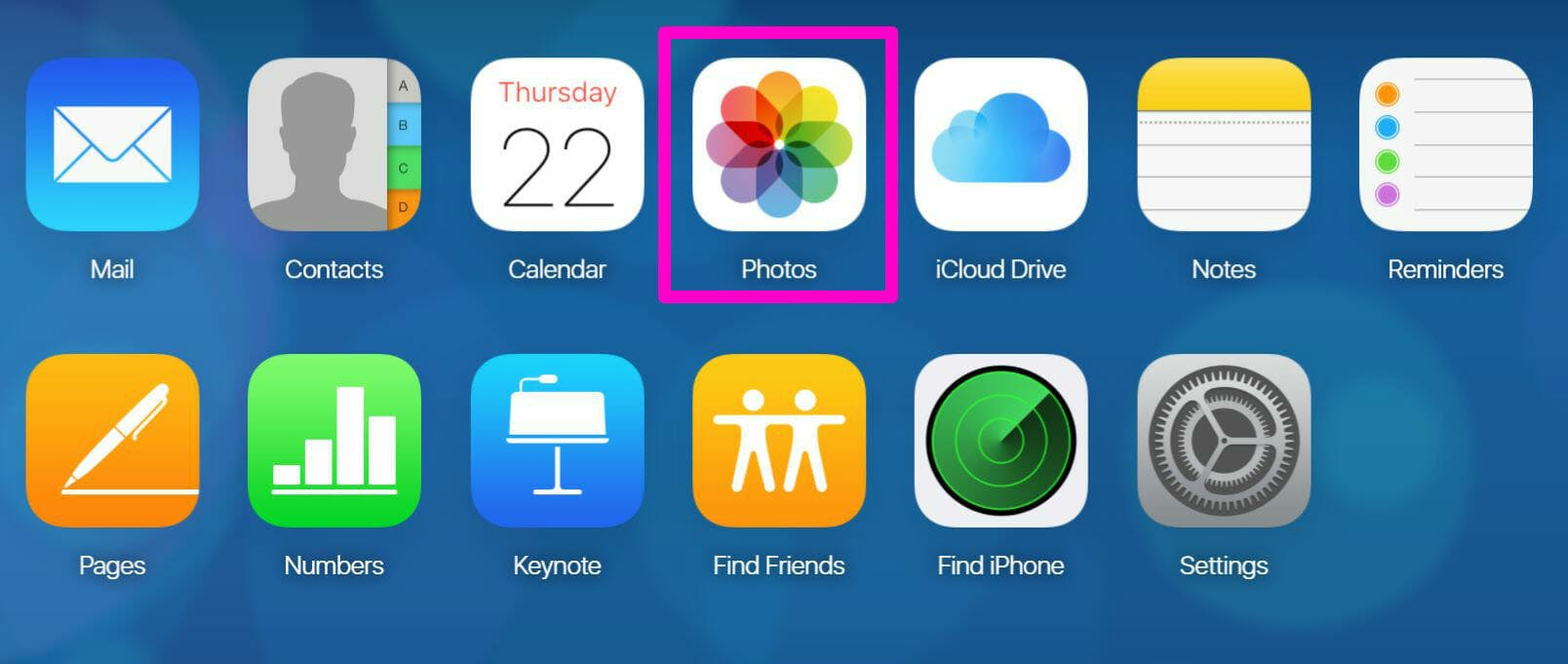 How to download photos from iCloud on Mac