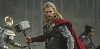 marvel movie releases: thor ragnarok