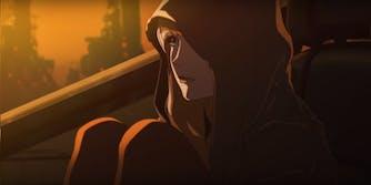 blade runner 2022 anime