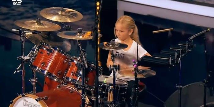Johanne Astrid Poulsen Denmarks Got Talent