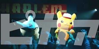 Pokemon rap battle Pikachu