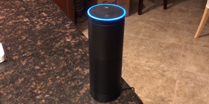 amazon echo speaker alexa