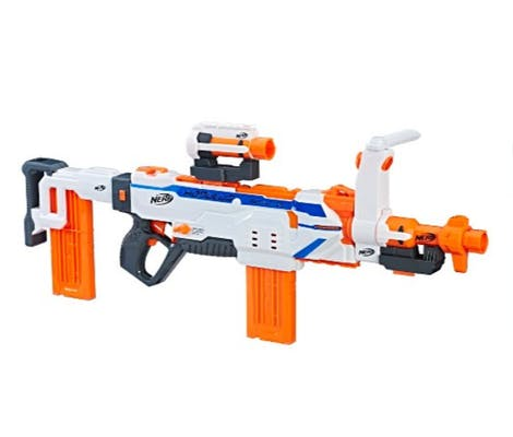 coolest nerf guns: Modulus Regulator
