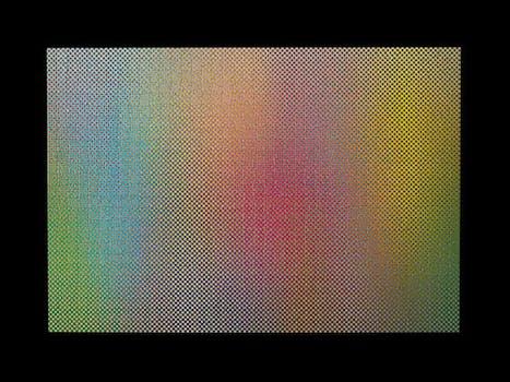 Vibrating Colours Puzzle