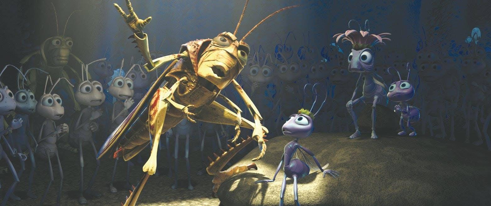 does disney own pixar : a bug's life