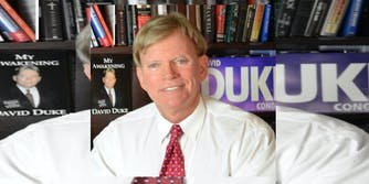 David Duke Twitter profile photo