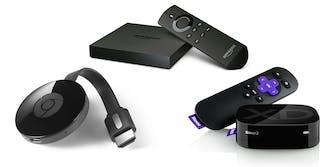 Chromecast vs Roku vs Amazon Fire