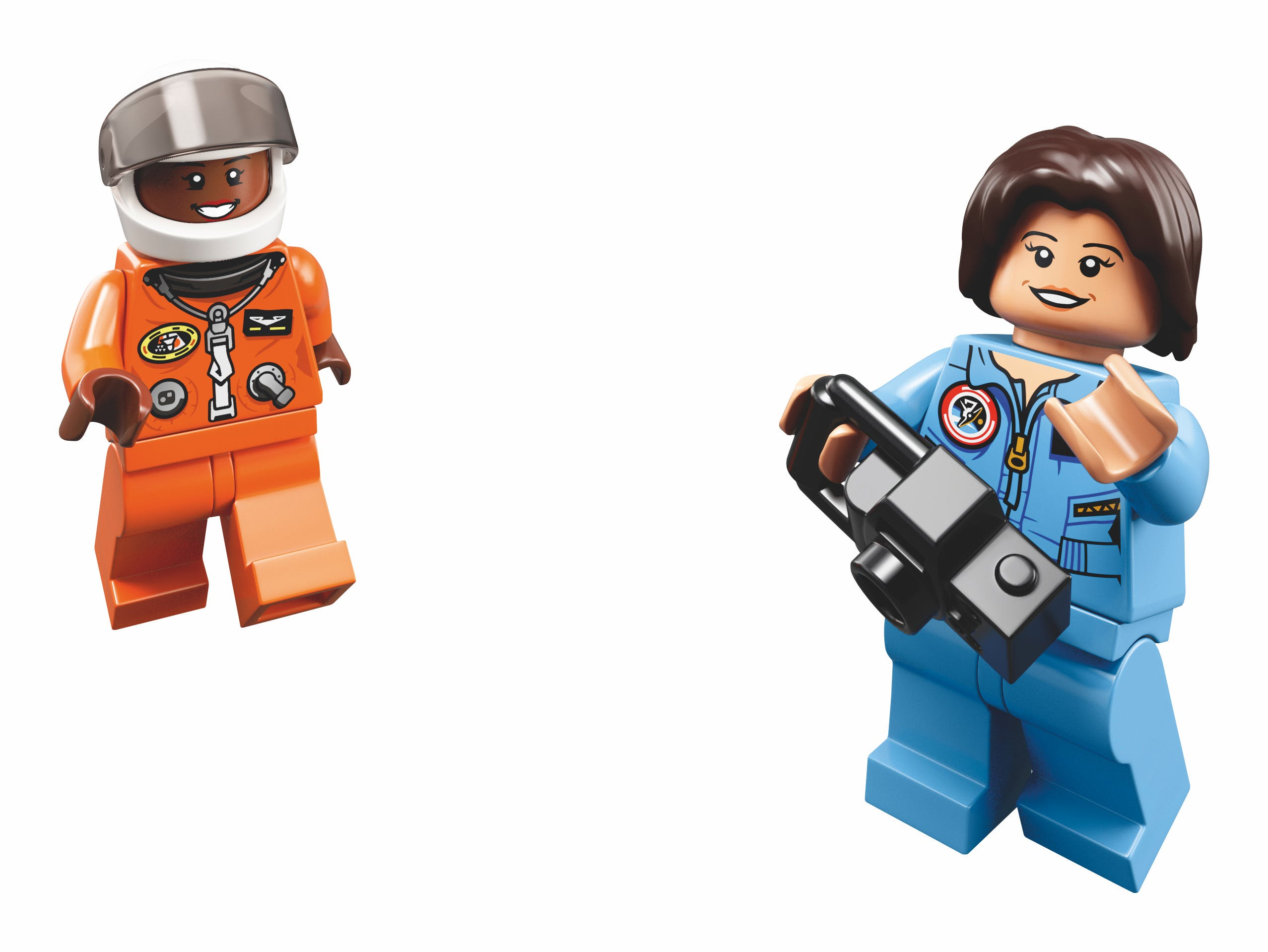 Figurines of pioneering women of STEM hits shelves next month.