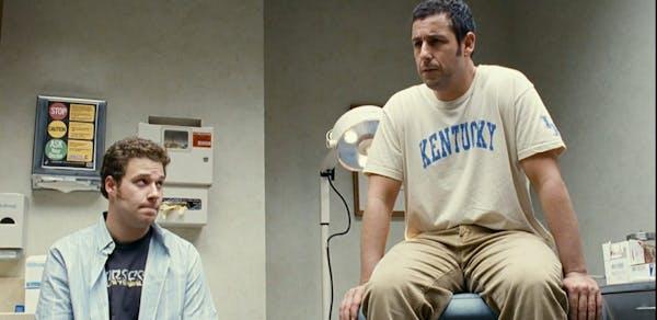 Adam Sandler movies : Funny people