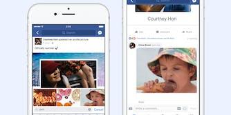 Facebook GIFs 30th anniversary