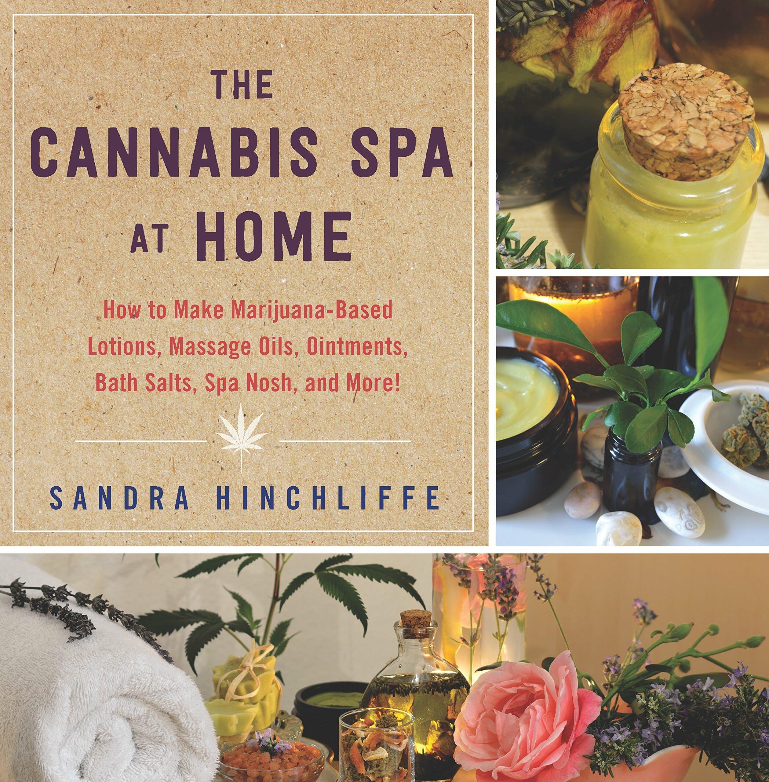 Canabis spa book