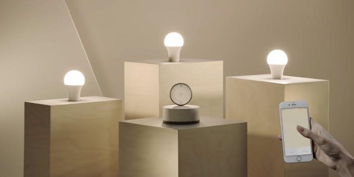 Ikea Tradfri lighting system lightbulbs