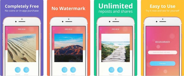 how to download instagram photos with regrammer