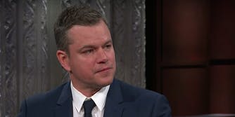 There's a petition to boot Matt Damon from 'Ocean's 8.'