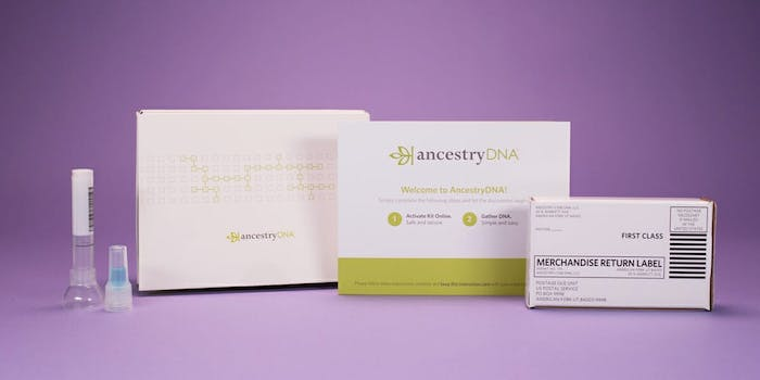 ancestry dna cyber monday deal