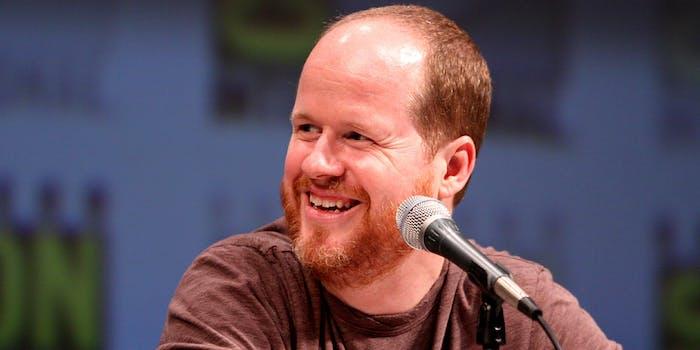 Joss Whedon at Comic-Con