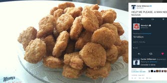 Wendy's nuggets