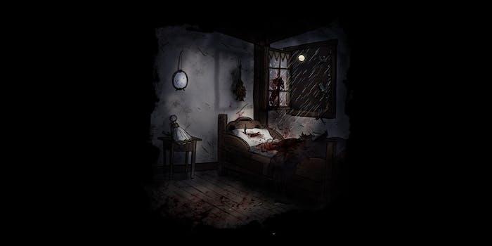 margot's room emily carroll