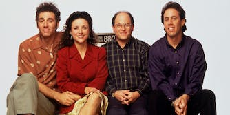 Seinfeld is exclusively available on Hulu