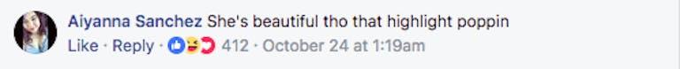 Viral comments on new mugshot bae