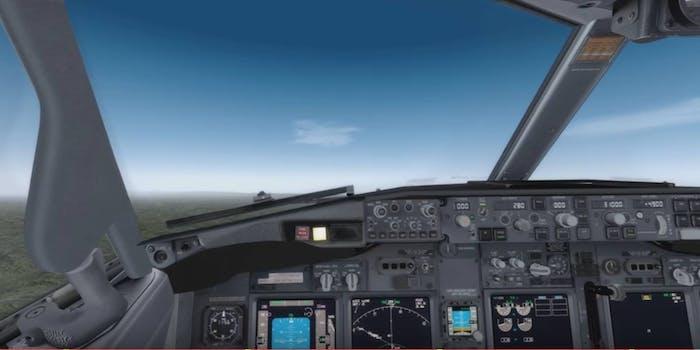 free flight simulators