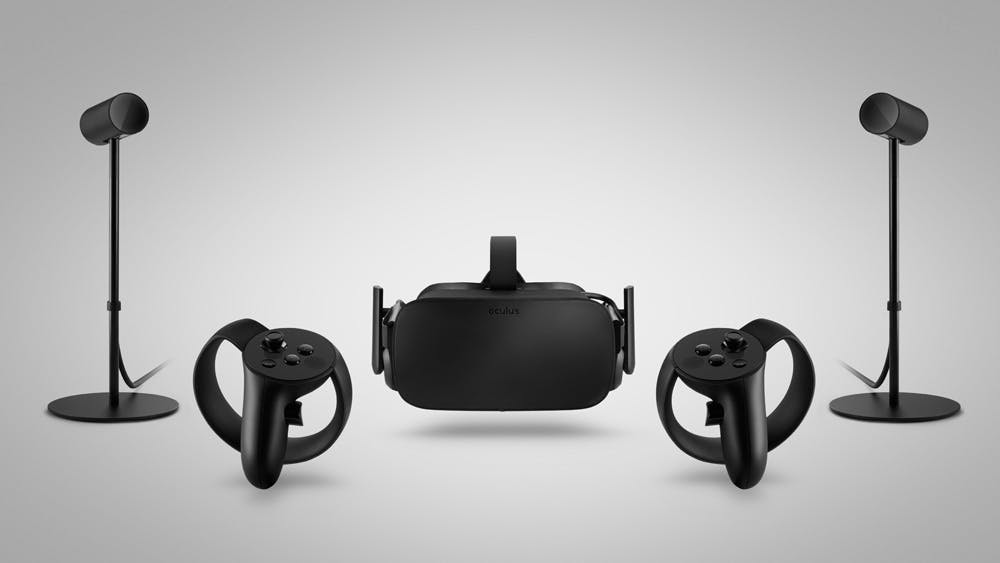 Oculus Rift w/ Touch Controllers