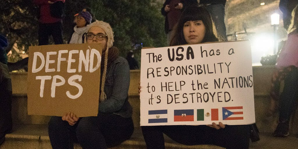 tps temporary protected status immigration