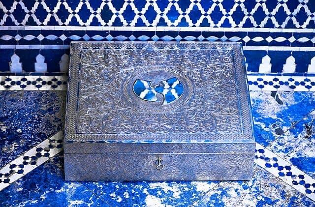 wu tang album box