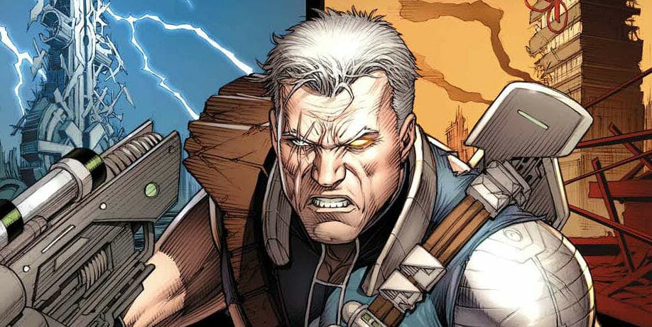 cable nathan summers marvel deadpool