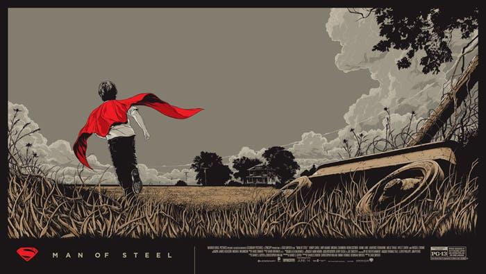 Superman, Man of Steel, Ken Taylor, Mondo.
