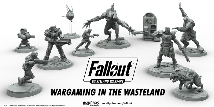 fallout tabletop game